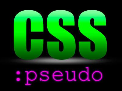 Pseudoklassen, sowie Elemente sind in CSS ein wahrer Segen. Dies ist das Beitragsbild.