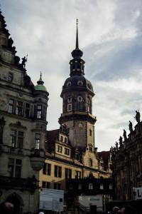 Turm in Dresden