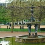 Hyde Park Brunnen