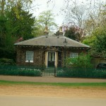 Haus im Hyde Park London
