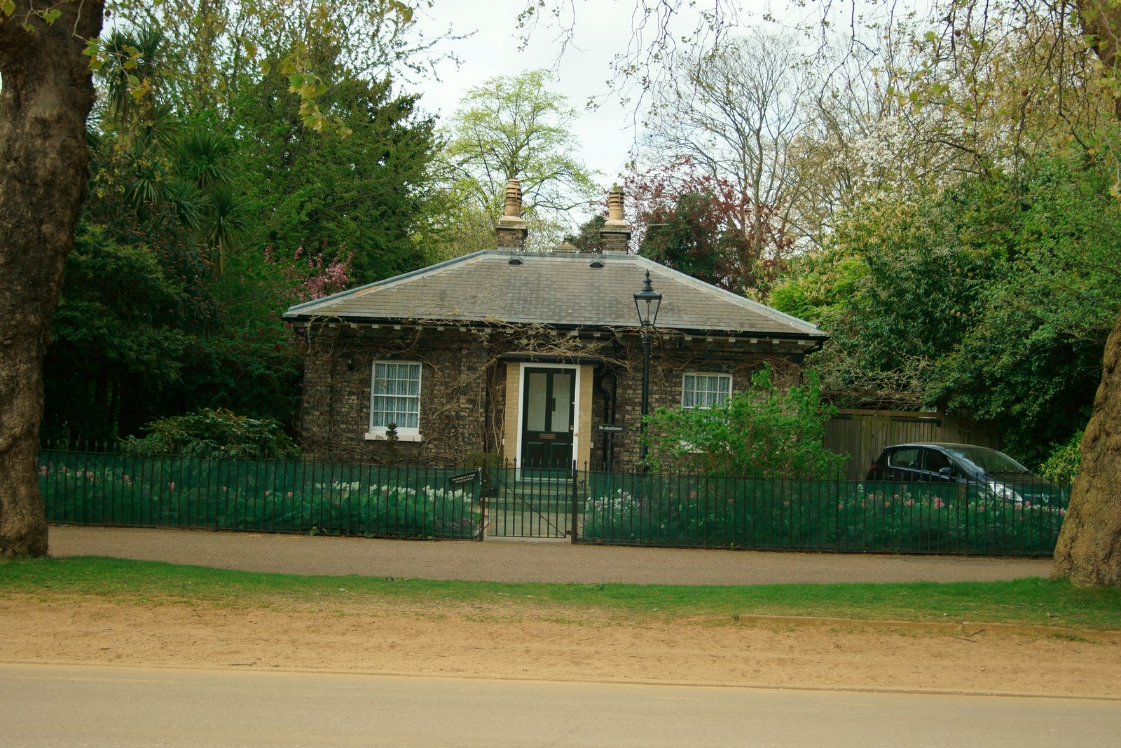 Haus im Hyde Park London