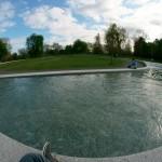 Lady Diana Gedenkbrunnen Hyde Park