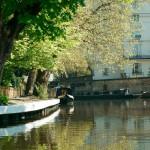 Kanaltour zum Camden Market
