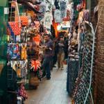 Camden Market Gasse
